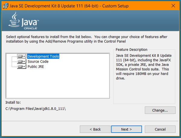 install-jdk-options