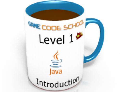 Java Game Coding Level 1