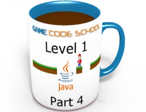 how to write game code