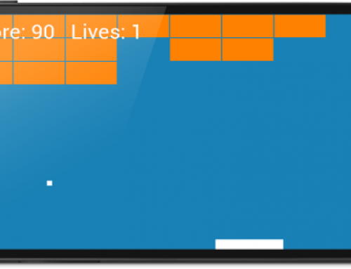Coding a Breakout (Arkanoid) game for Android