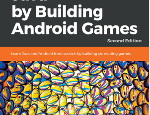 Learning Java by Building Android Games 2nd Edition