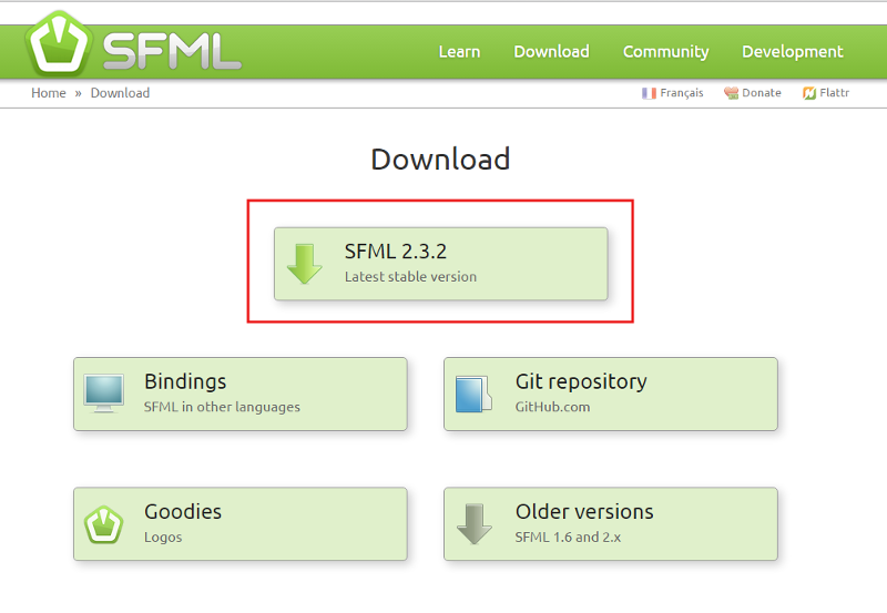 download_sfml_latest_stable_version