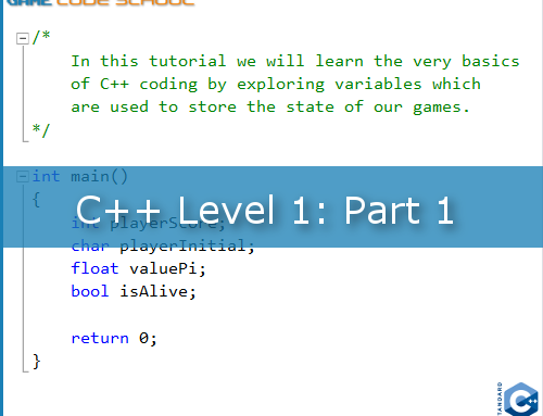 Game variables in C++