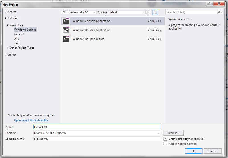 configuring-new-sfml-project-in-visual-studio
