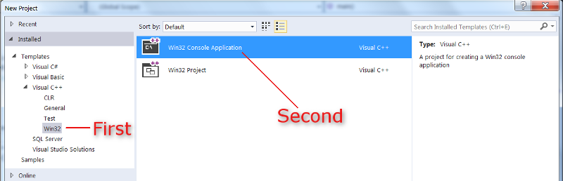 new-sfml-project-visual-studio-2015