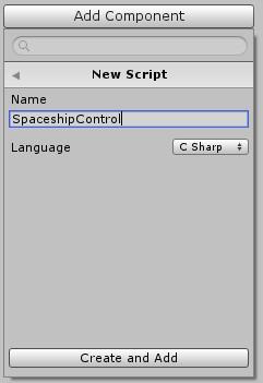 Unity-2d-adding-new-csharp-script