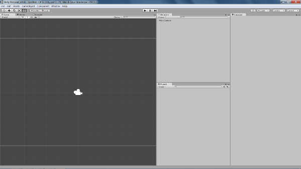 Unity 5, 2d interface