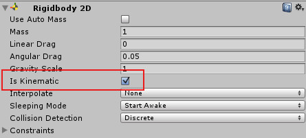 Unity-rigidbody-2d-is-kinematic-setting
