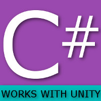 C# beginner tutorials work with Unity