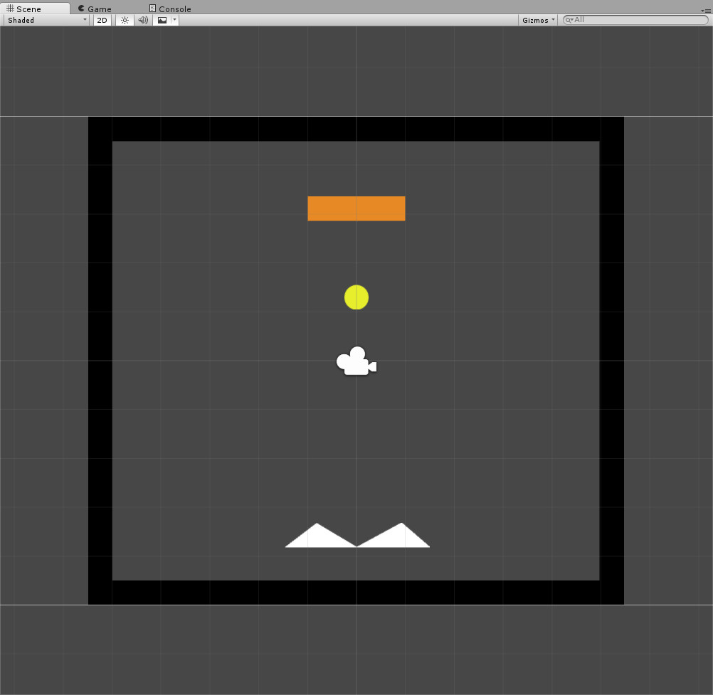 Collisions and destroying objects in unity game code school for Window object