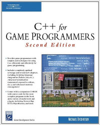 C++ for Game programmers book