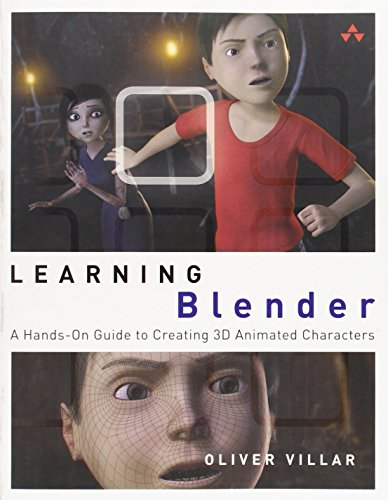 Blender Character Modeling Guide : Learning blender a hands on guide to creating d animated