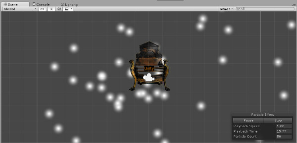 Unity best option particle systeme