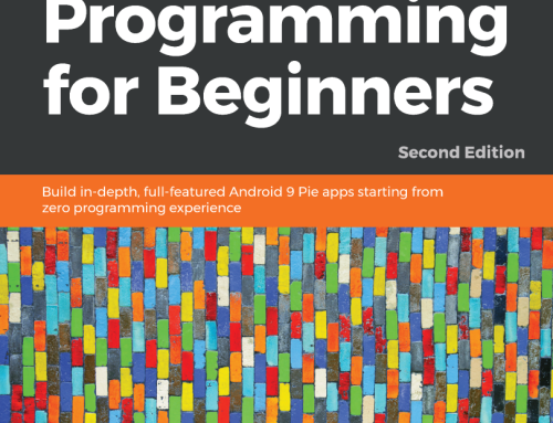 Android Programming for Beginners 2nd Edition