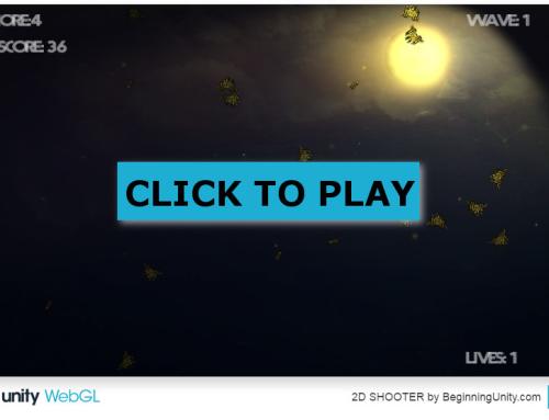 Unity 2d Shooter